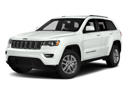 2018 JEEP GRAND CHEROKEE  - Front View