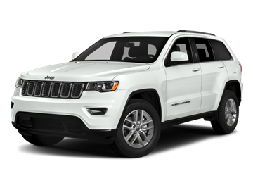2018 JEEP GRAND CHEROKEE ALTITUDE - Front View