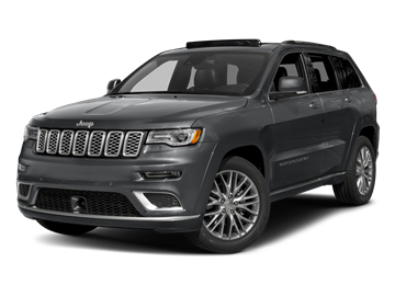 2018 JEEP GRAND CHEROKEE SUMMIT - Front View