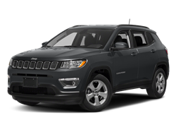2018 JEEP COMPASS  - Front View