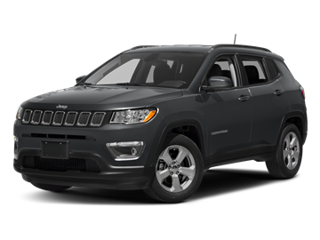 2018 JEEP COMPASS LATITUDE - Front View
