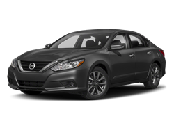 2018 NISSAN ALTIMA 2.5 SV - Front View