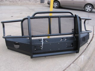 THUNDERSTRUCK GRILLE GUARDS